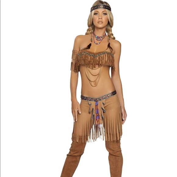 """Roma Other - """"Cherokee Warrior"""" Halloween Costume"""